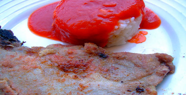 filete-de-cerdo-con-arroz-y-tomate